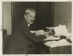 John Dewey (from the New York Public LIbrary Digital Gallery)